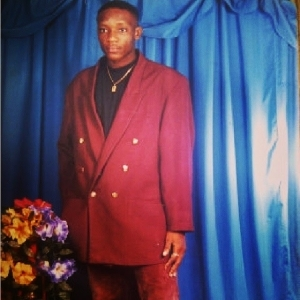 Photo of the Morning Young Kcee... *lol*